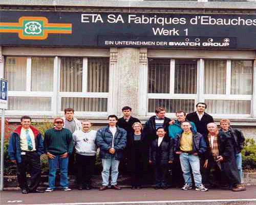 ETA Group Photo