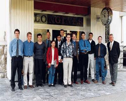 Longines Group Photo